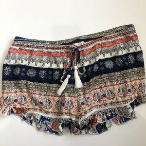 Boho Soft Shorts